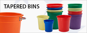 Tapered Bins