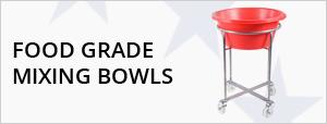 Food Grade Mixing Bowls