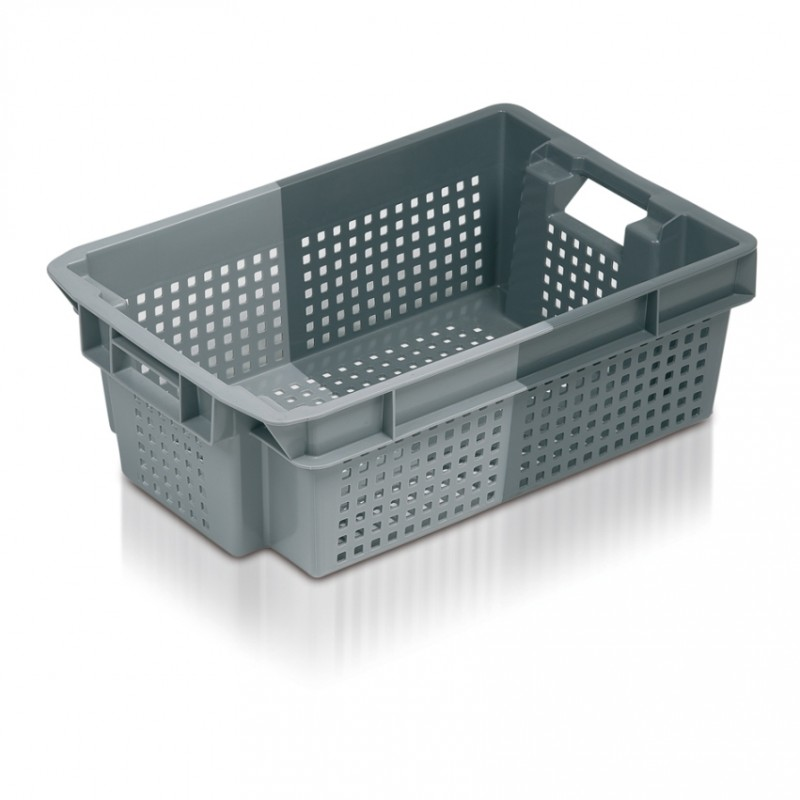 Plastic Stack Nest Containers - 11034