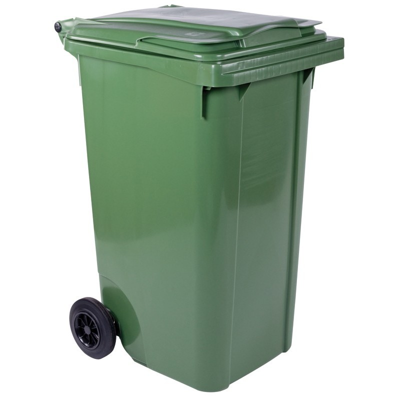 Wheelie Bin 240 Litre - CR240GB