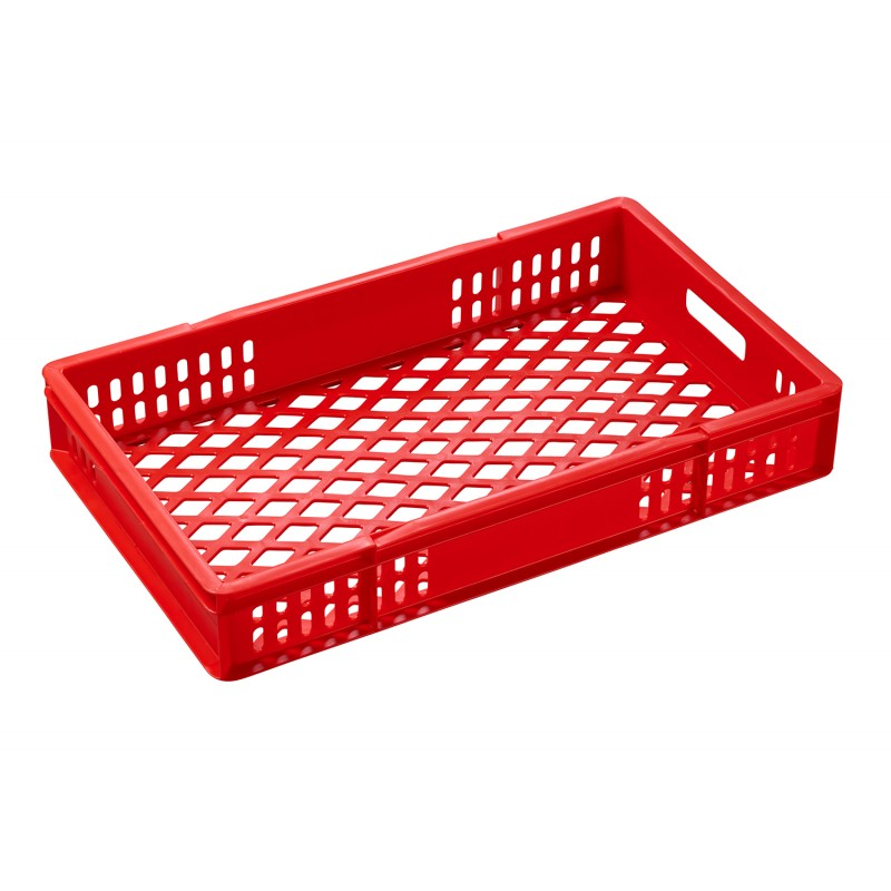 30184C Colour Coded Confectionery Trays (Red)