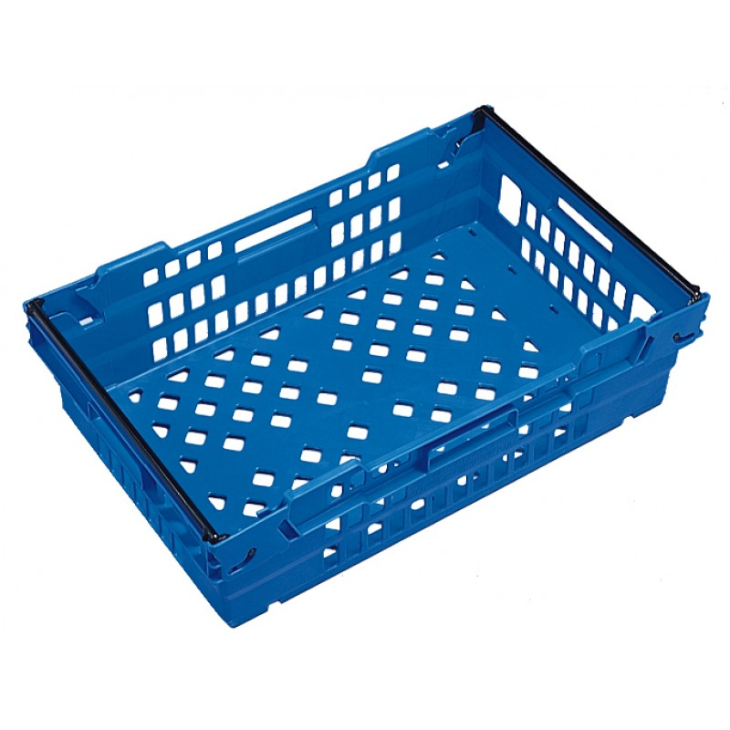 Maxinest Bale Arm Crates 691x441x194mm - DH74P