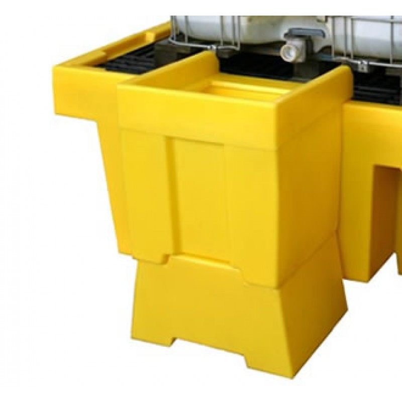 IBC Spill Tray   Spill Control for IBC Sump Pallets