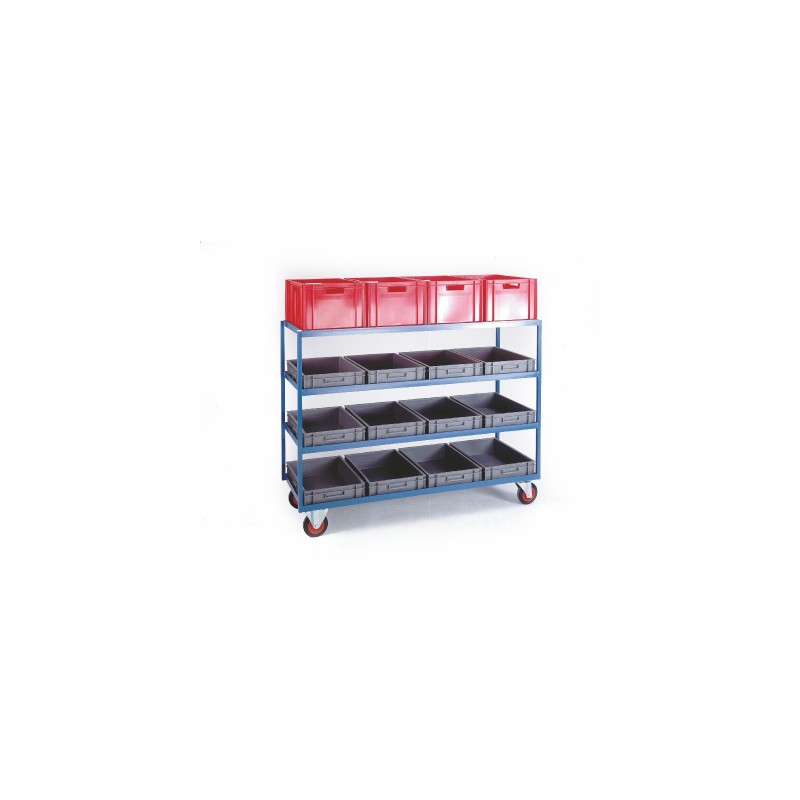 Large Tray Trolley