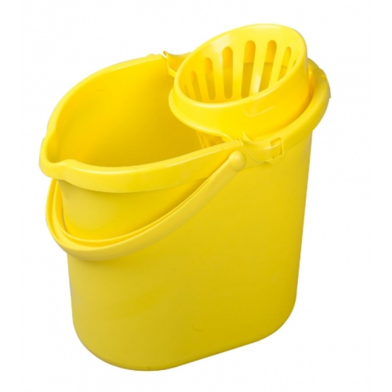 Plastic Mop Bucket 12 Litres - MBK7