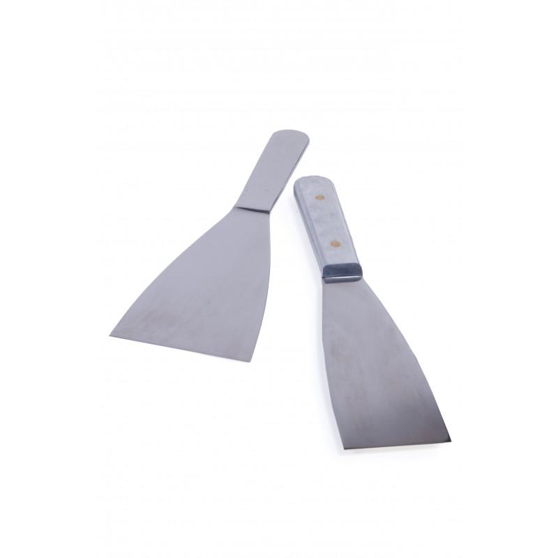 Stainless Steel Scraper - Large