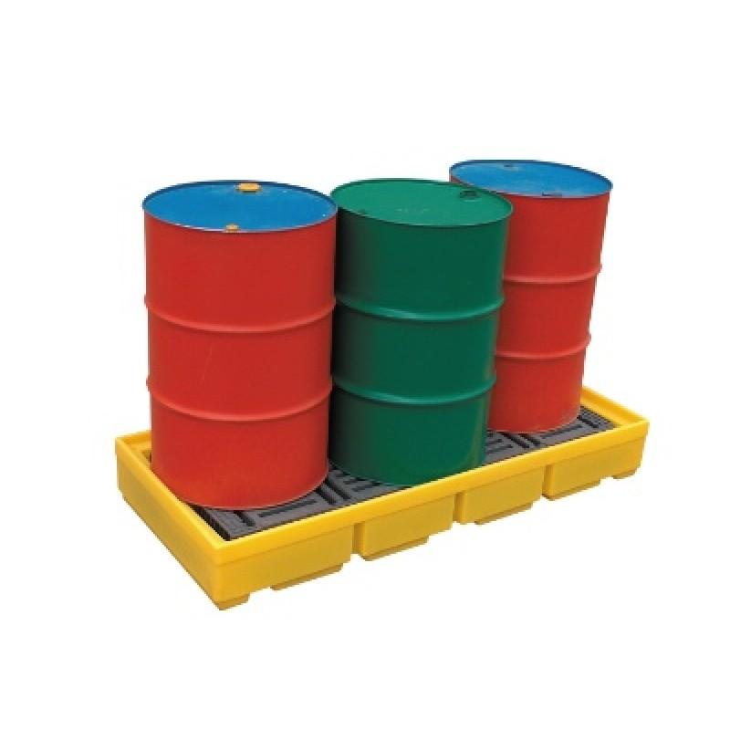 3 Drum Sump Pallet - BP3