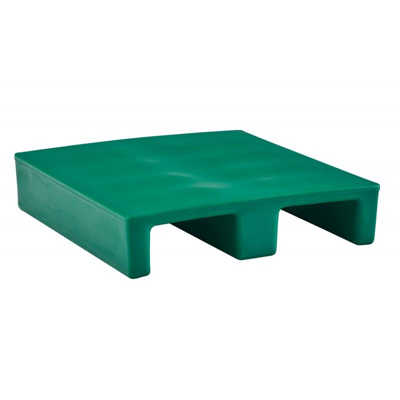 Green Mini Plastic Pallet - MINIPAL