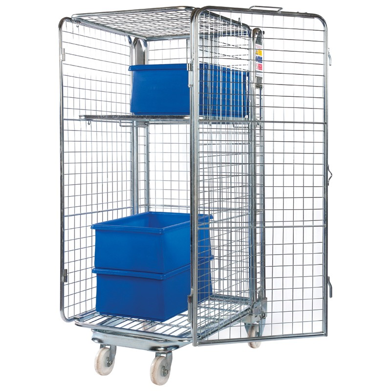 Nestable Roll Cage - Full Security - NRC/FC