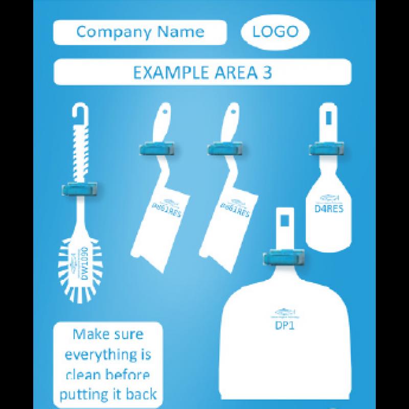 Shadow Boards Food Amp Hygiene Industry Plastic