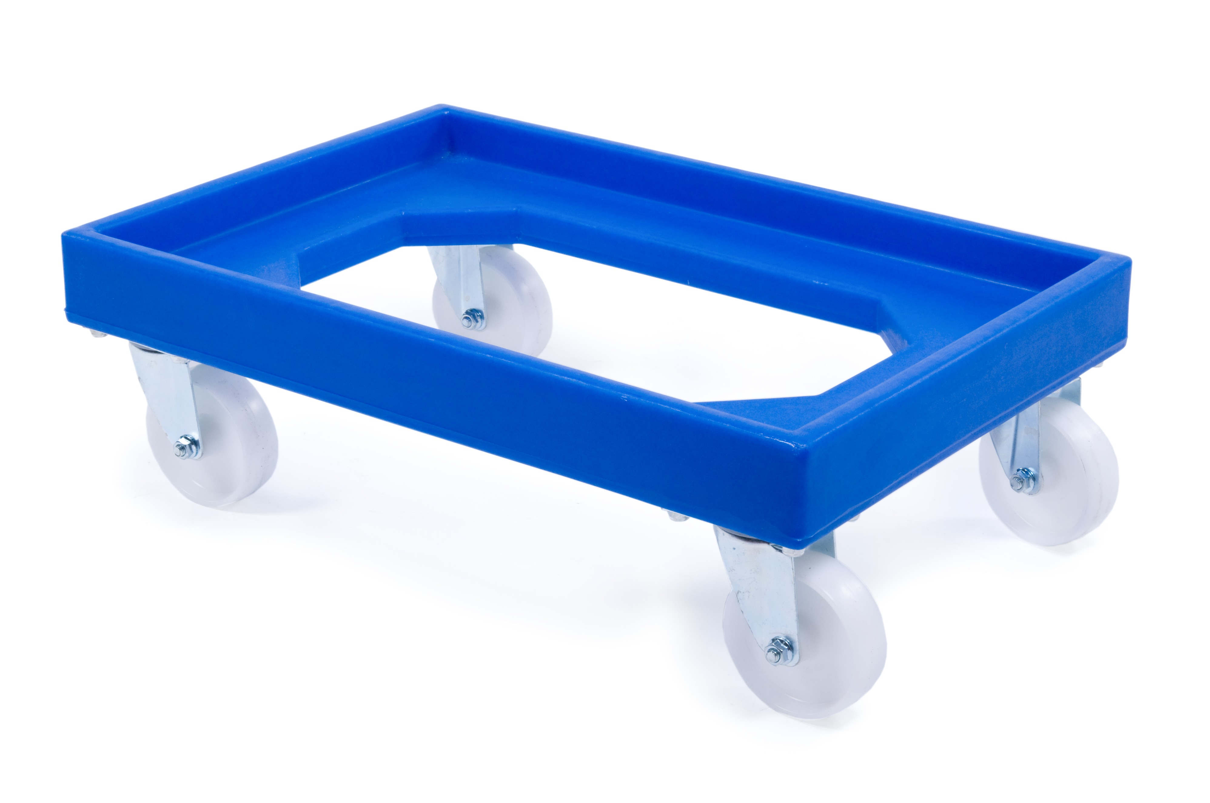 Plastic Dollies Stack Nest Dolly Plastic Crate Dolly