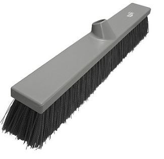 Sweeping Broom 500mm Medium Bristled | Hygiene - Brushware