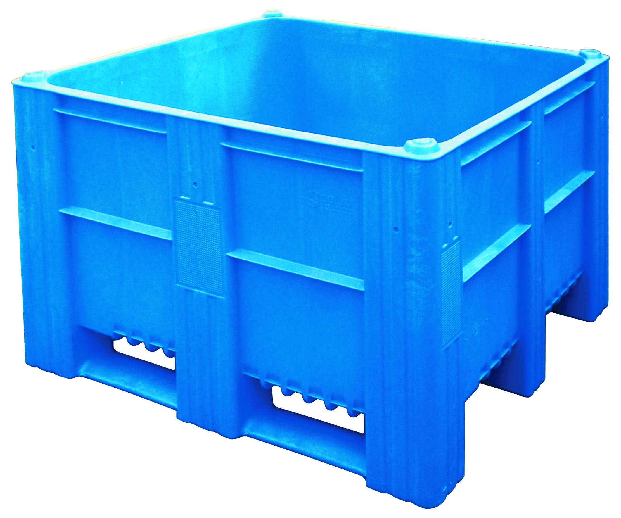 Plastic Pallet Containers Dolav Bins Collapsible Bulk