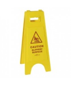 Caution Wet Floor Sign - 8614GB