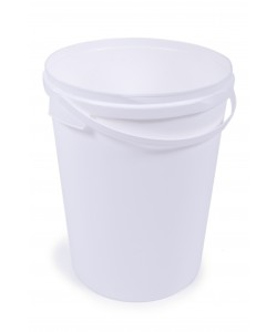 Plastic Bucket with Airtight Lid - 33 Litres - V330