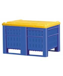 Plastic Pallet Box 500 Litre - DL1208P