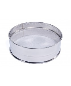 Stainless Steel Sieve - 2.5 x 1mm Mesh