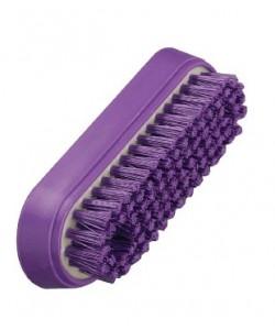 Anti-Microbial Nail Brush Stiff Bristled - AMNA4