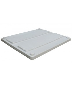 Plastic Pallet Box Lid - DL1210L 1200 x 1000mm