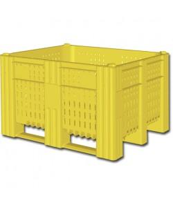 Plastic Pallet Box - 600 Litre - DL1210AP