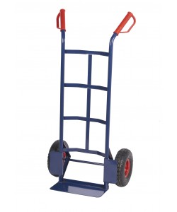 All Purpose Sack Truck with Pneumatic Wheels - APST01