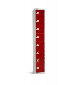Eight Door Steel Locker - LKS8