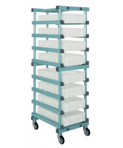 Mobile Tray Rack