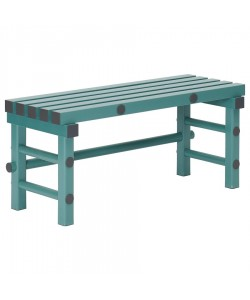 PB10 - Plastic Changing Room Bench