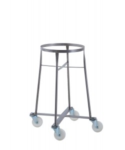 Mobile Inter-Stacking Bin Stand - rotoXT06M