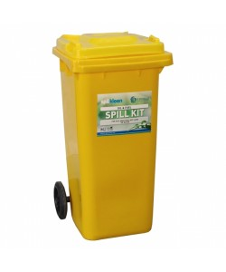 120 Litre Mobile Spill Kit - Oil & Fuel - SPK120F
