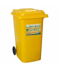 240 Litre Mobile Spill Kit - Aggressive Chemicals - SPK240C