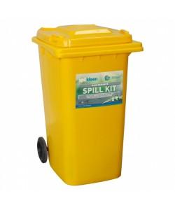 240 Litre Mobile Spill Kit - Non-Aggressive Liquids - SPK240M