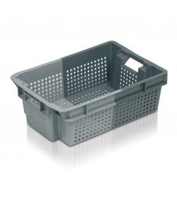 Plastic Stack & Nest Container - 11034