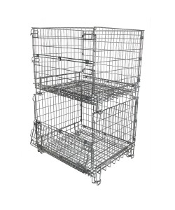 Collapsible Wire Cage - 1200 x 1000 x 1000 mm - WC1210