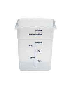 17.2 Litre - Polypropylene - 18SFSPP