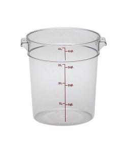 3.8 Litre - Polycarbonate - RFSCW4