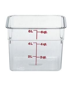 Polycarbonate Food Container 5.7 Litre - 6SFSCW