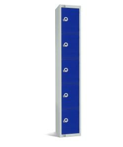 Five Door Steel Locker - LKS5