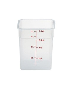 7.6 Litre - Polypropylene - 8SFSPP