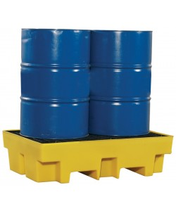 2 Drum Sump Pallet - BP2