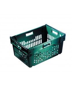 Maxinest Bale Arm Crate - 600x400x302mm - SN300P