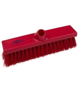 Sweeping Broom 280mm Soft Bristled - B1731