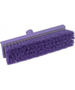 Sweeping Broom 305mm Medium Bristled - B758