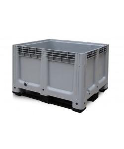 Plastic Pallet Box - 610 Litre - BP1210GR