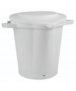 Hygienic Plastic Bucket - VK20 - 20 Litres
