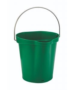 Hygienic Plastic Bucket - 6 Litres - VK6