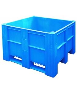 Plastic Pallet Box - 600 Litre - DL1210A
