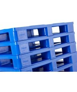 Plastic Pallet - 1200 x 1000 mm - FE1210CD