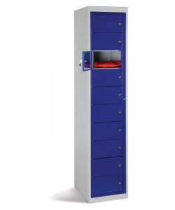 Ten Door Garment Dispense Locker - GLK10