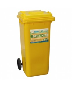 120 Litre Mobile Spill Kit - Aggressive Chemicals - SPK120C